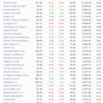 【米国株】運用資産とポートフォリオ