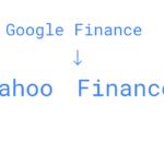 旧Google FinanceからYahoo Financeへポートフォリオを移行する方法